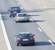 auto accidents caused by tailgating